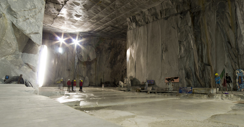 Private Guided Tour of a Marble Quarry