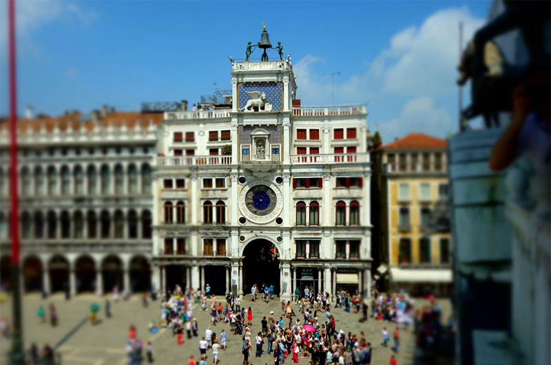 Private Guided Tour in Italy of St. Mark's Clocktower