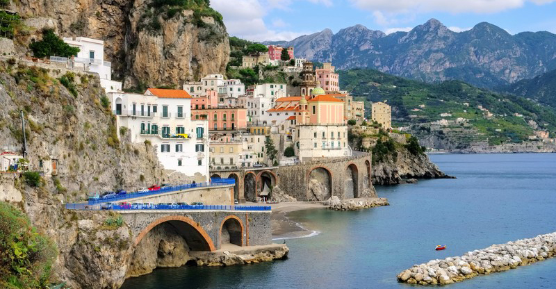 Private Guided Tours of Italy's Amalfi Coast