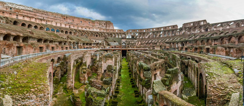 Private Guided Tours of the Colosseum