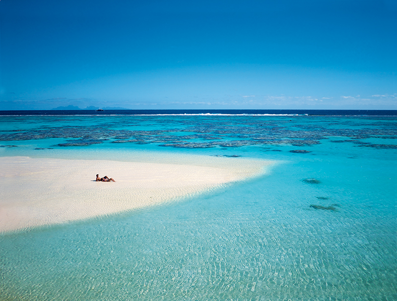 The highlight of The Brando is that you'll feel like you have the island all to yourself.