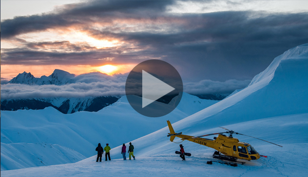 Check out the LAst Frontier Heliskiing Video