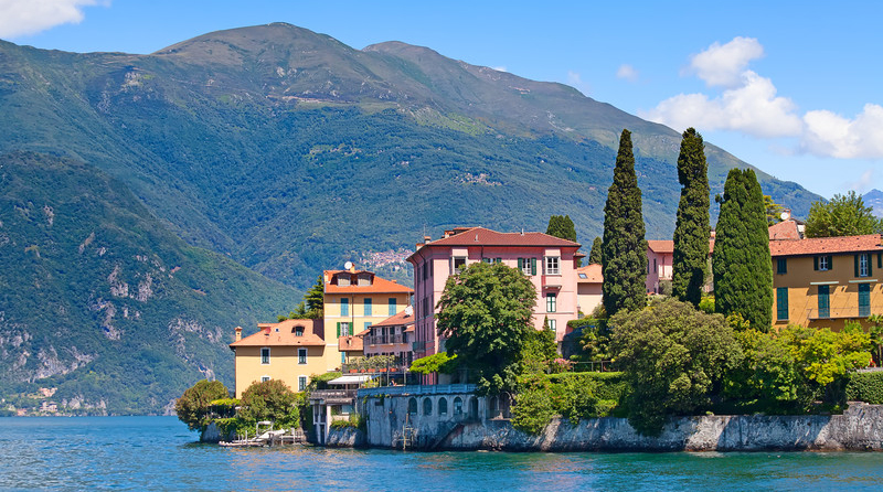 Private Guided Photography Tours of Italy's Lake Como
